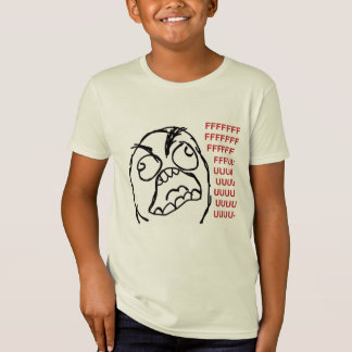 Rage guy fuuu fuuuu T-Shirt