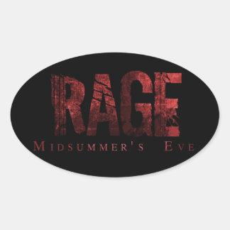 Rage Midsummer s Eve Fan Stickers