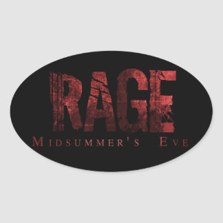 Rage Midsummer's Eve Fan Stickers