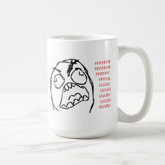 Rage Troll Coffee Mug