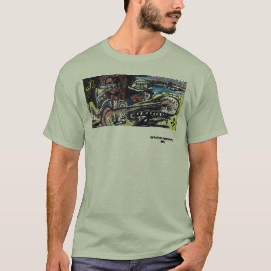 Raggae Musik T-Shirt