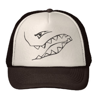Raging Battle Hat
