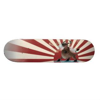 Raging Bulll Custom Skateboard