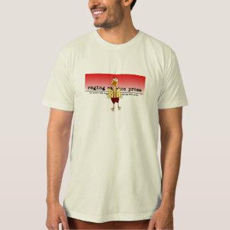 Raging Chicken #3 T-Shirt | inkletween.com