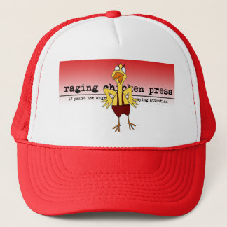 Raging Chicken Press Mesh Hat