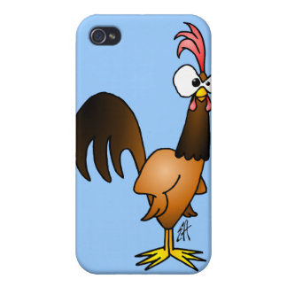 Raging rooster iPhone 4 covers