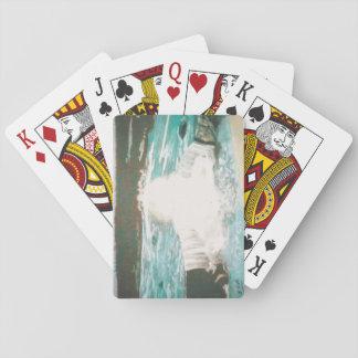 Raging Waterfallon Playing Cards