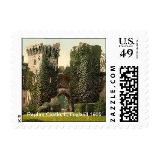 Raglan Castle, I., England 1905 Postage Stamp