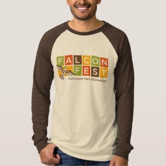 Raglan Falcon Fest Tee