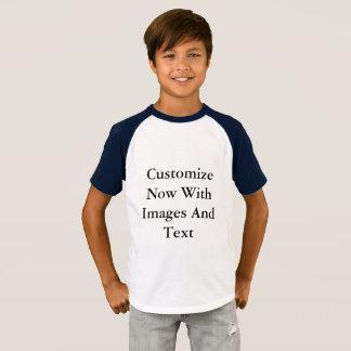 Raglan Shirts - Short Sleeve Boy