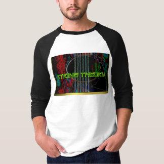 RAGLAN STRING THEORY ART T T-Shirt
