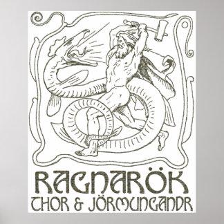 Ragnarök Poster