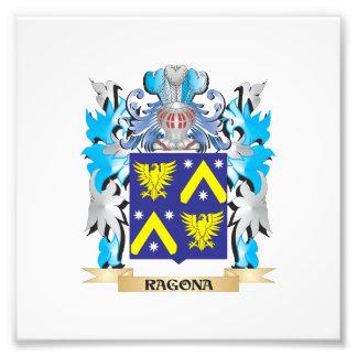 Ragona Coat of Arms - Family Crest Photo