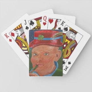 Ragrexnip Kee Kee playing Cards