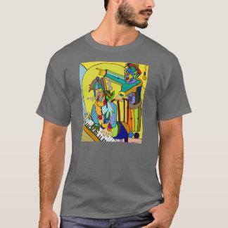 """Ragtime Scene"" by Ruchell Alexander T-Shirt"