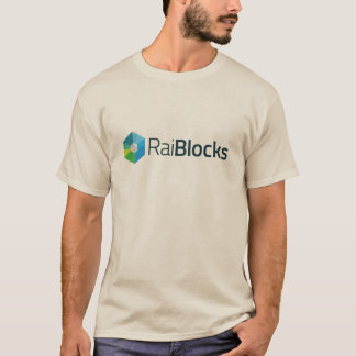 RaiBlocks (XRB) Crypto Currency T-Shirt