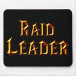 Raid Leader Mousepad