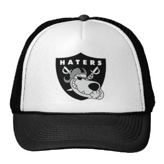 Raidernation Haters Cap