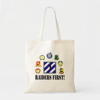 Raiders First! Tote Bag