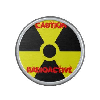 Raidioactive Speaker