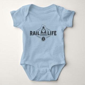Rail Life™ Baby Onsie Tshirt