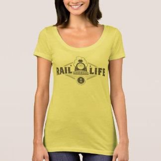 Rail Life Women's Scoop Neck Tee