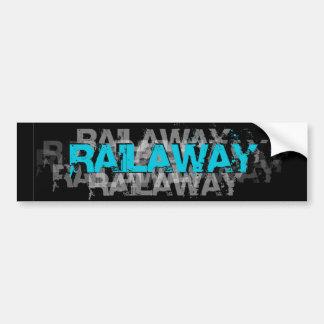 Railaway Bumper Sticker