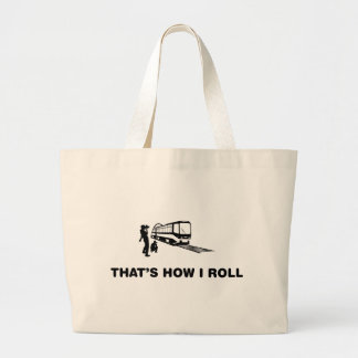 Railfans Tote Bags