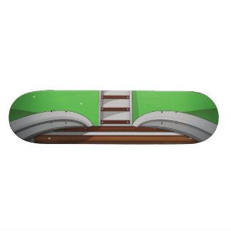 Railroad 19.7 Cm Skateboard Deck
