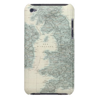 Railroad and Canals of British Isles Barely There iPod Covers