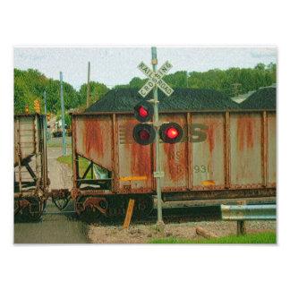 Railroad Avenue Photograph