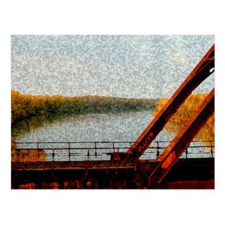Railroad Bridge Post Cards