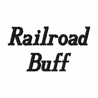 Railroad Buff Apparel