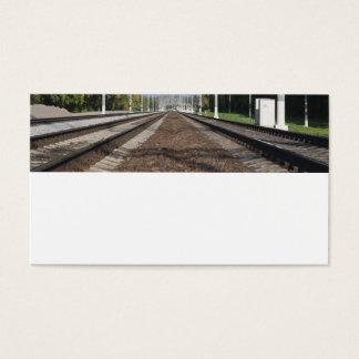 Railroad Business Card