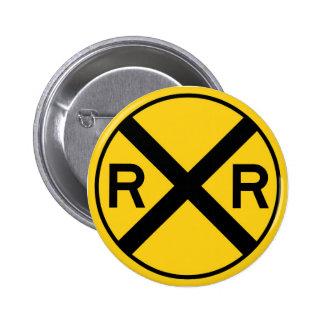 Railroad Crossing Button
