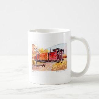 railroad-crossing, railroad-crossing coffee mug