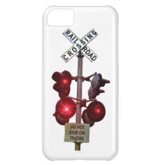 Railroad Crossing Signals iPhone 5C Case