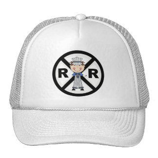 Railroad Engineer-Boy T-shirts and Gifts Cap
