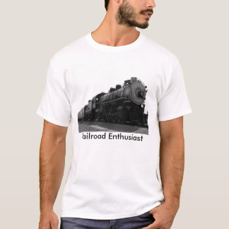 Railroad Enthusiast T-Shirt