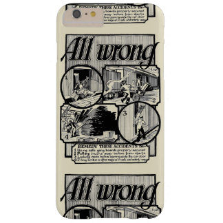 Railroad Freight Car Safety Barely There iPhone 6 Plus Case