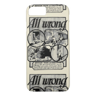 Railroad Freight Car Safety iPhone 7 Case