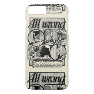 Railroad Freight Car Safety iPhone 7 Plus Case