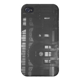 Railroad Station Case For The iPhone 4