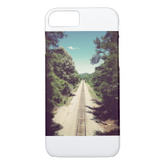 Railroad Track Phone Case