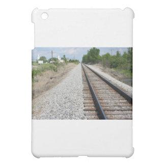Railroad tracks case for the iPad mini