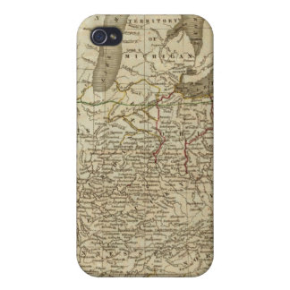 Railroads and Canals in the United States Case For The iPhone 4