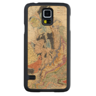 Railroads in England Carved Maple Galaxy S5 Case