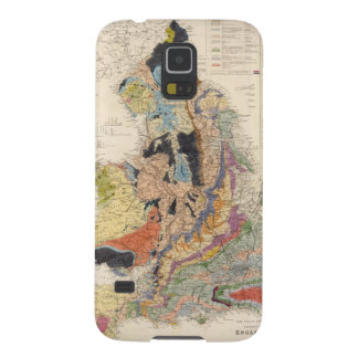 Railroads in England Galaxy S5 Cases