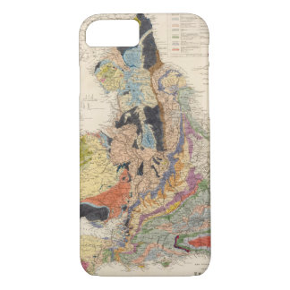 Railroads in England iPhone 8/7 Case
