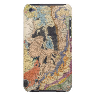 Railroads in England iPod Touch Case-Mate Case